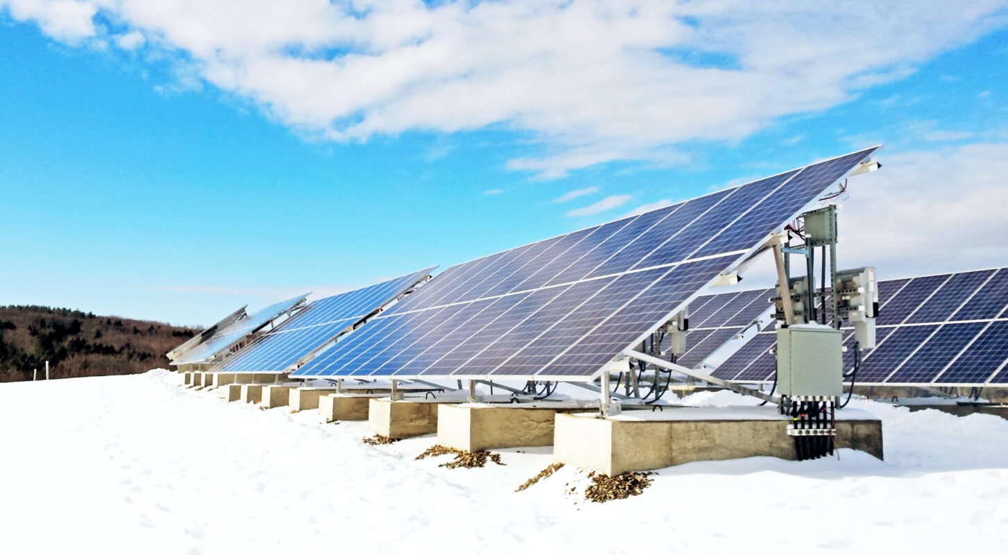 Why Solar Panels are Effective in Cold Weather