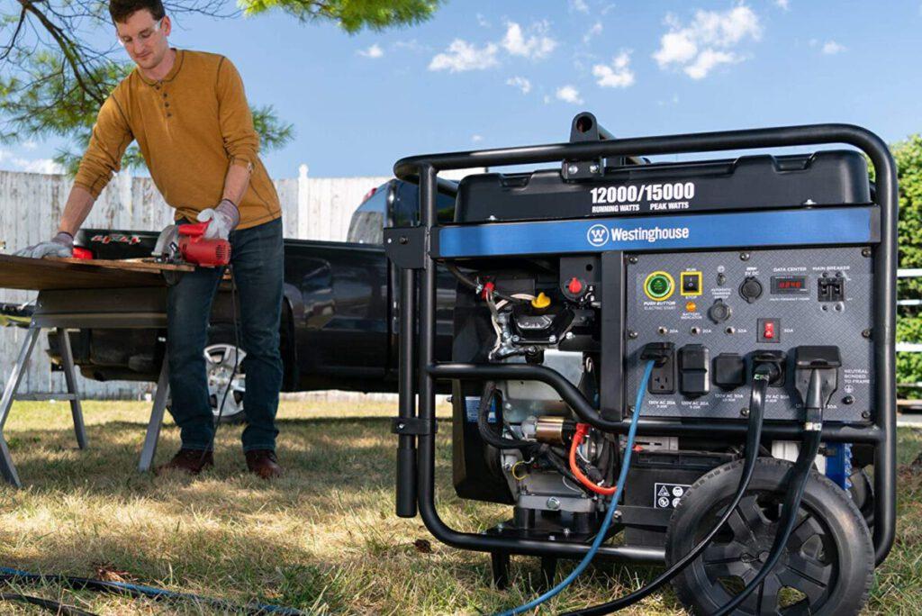 Portable Generator Usage Guide
